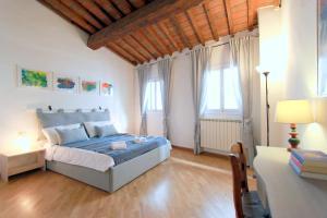 Santo Spirito Apartment, Apartmány  Florencia - big - 2