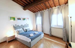 Santo Spirito Apartment, Apartmány  Florencia - big - 1