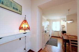 Santo Spirito Apartment, Apartmány  Florencia - big - 9