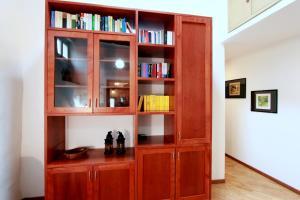 Santo Spirito Apartment, Apartmány  Florencia - big - 12