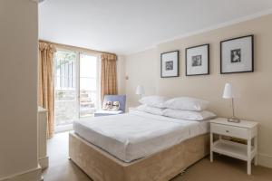 onefinestay - South Kensington private homes III, Апартаменты  Лондон - big - 98