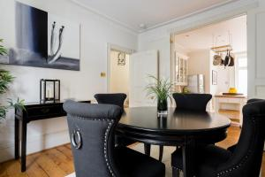 onefinestay - South Kensington private homes III, Апартаменты  Лондон - big - 96