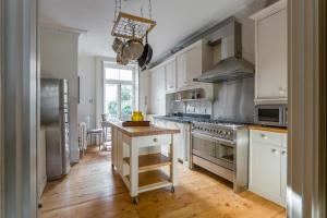 onefinestay - South Kensington private homes III, Апартаменты  Лондон - big - 95