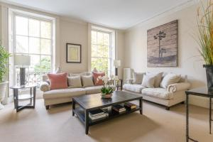 onefinestay - South Kensington private homes III, Апартаменты  Лондон - big - 78