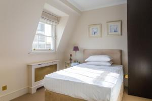 onefinestay - South Kensington private homes III, Апартаменты  Лондон - big - 34