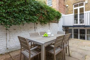 onefinestay - South Kensington private homes III, Апартаменты  Лондон - big - 28