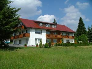 Haus Rosenbühl - Apartment - Warmensteinach