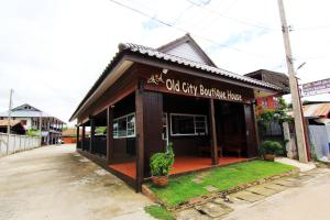 Old City Boutique House - Mueang Kao