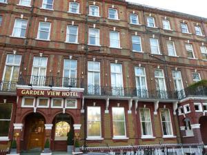 Garden View Hotel, Hotely  Londýn - big - 21