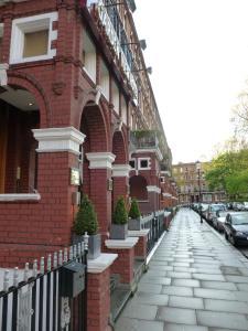 Garden View Hotel, Hotely  Londýn - big - 22
