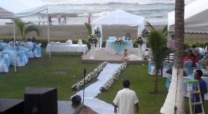 Hotel y Balneario Playa San Pablo, Отели  Монте-Гордо - big - 294