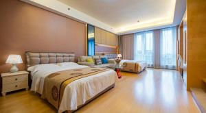 Beijing Xinxiang Yayuan Apartment (Sanlitun), Apartmány  Peking - big - 12