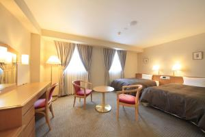 Hotel Morschein, Отели  Мацумото - big - 52