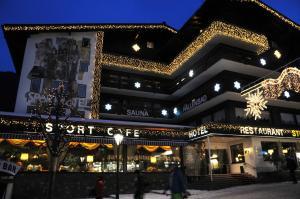 Sporthotel St. Anton - Hotel - St. Anton am Arlberg