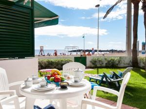 Beachfront Apartment Las Burras MRA 02, San Agustín
