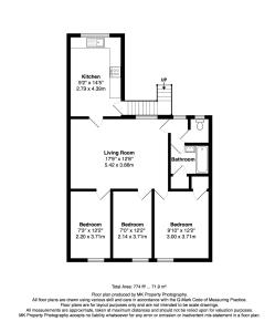 Leighton Buzzard Apartments, Апартаменты  Лейтон-Баззард - big - 34