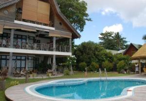 obrázek - La Digue Emerald Villa