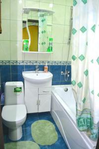 Apartment at Olomoutskaya 18, Apartmanok  Volzsszkij - big - 18