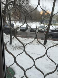 Apartment on Novoyasenevskiy 21/3, Ferienwohnungen  Moskau - big - 57