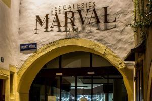 Les Galeries Marval - Hotel - Neuchâtel