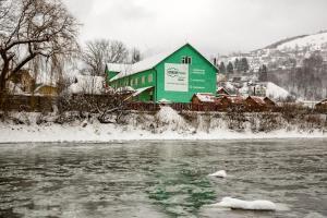 DREAM Hostel Carpathians Rakhiv - Accommodation