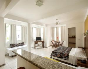 Flat Caiçara, Aparthotels  Cabo Frio - big - 29