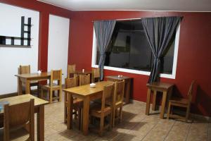 Akilpo, Hostels  Huaraz - big - 17