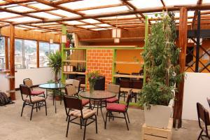 Akilpo, Hostels  Huaraz - big - 11