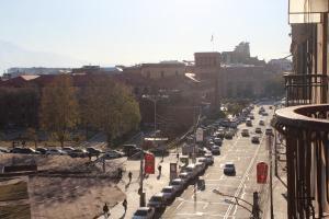 Center Apartment Nalbandyan, Appartamenti  Erevan - big - 4