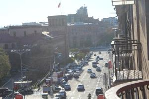 Center Apartment Nalbandyan, Appartamenti  Erevan - big - 5