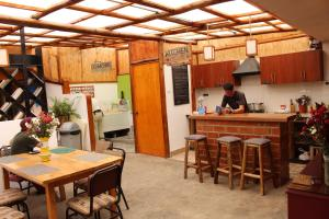 Akilpo, Hostels  Huaraz - big - 22