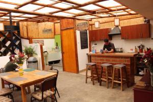 Akilpo, Hostels  Huaraz - big - 17