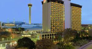 Hilton Palacio del Rio, Szállodák  San Antonio - big - 33