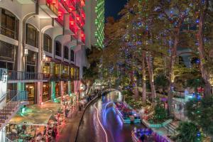 Hilton Palacio del Rio, Szállodák  San Antonio - big - 32
