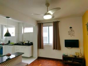 Lindo Apartamento, Ferienwohnungen  Salvador - big - 12