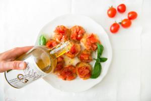 Masseria Salinola, Отели  Остуни - big - 18