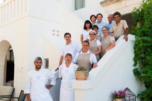 Masseria Salinola, Отели  Остуни - big - 23