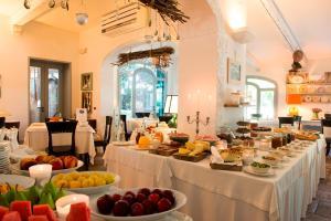Masseria Salinola, Отели  Остуни - big - 20