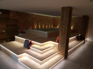 Housemuhlbach Wellness Aquaspa, Апарт-отели  Sappada - big - 167