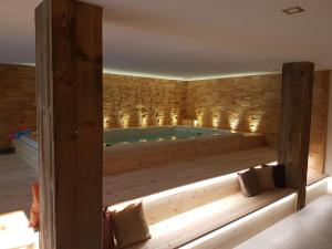 Housemuhlbach Wellness Aquaspa, Апарт-отели  Sappada - big - 172