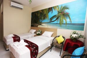 C.Stone Hotel, Отели  Сурабая - big - 7