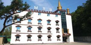Anseong M Hotel, Чхонджу