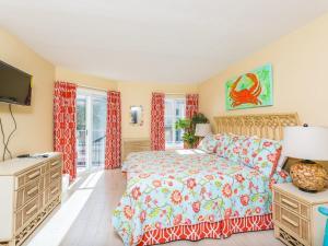 Beach Club 233 Apartment, Appartamenti  Saint Simons Island - big - 14