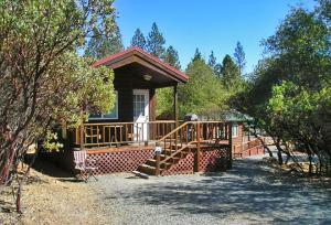 Lake of the Springs Camping Resort Cabin 2 - Oregon House