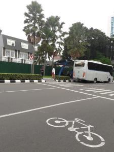 Mk House Scbd, Penzióny  Jakarta - big - 17