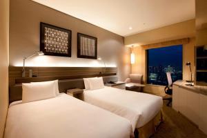 The Royal Park Hotel Tokyo Shiodome, Отели  Токио - big - 65