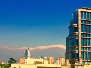 Bellas Artes With View Of The Andes, Appartamenti  Santiago - big - 3