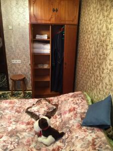 Apartment on Novoyasenevskiy 21/3, Ferienwohnungen  Moskau - big - 37