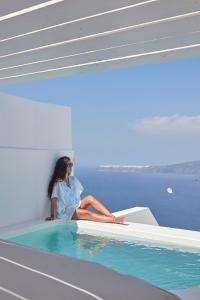 Alti Santorini Suites, Vily  Megalochori - big - 78