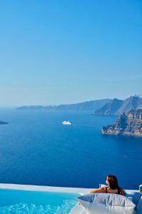 Alti Santorini Suites, Vily  Megalochori - big - 48